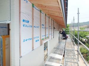 ⑬外壁サイディング-W700
